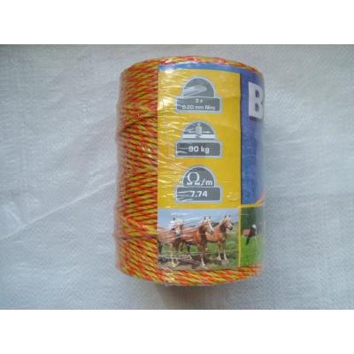 Basic aukla 250m 3dzīslas oranža