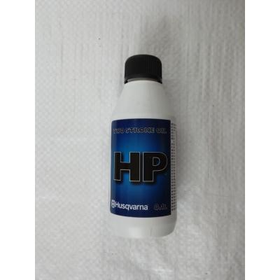 Husqvarna HP zaļa eļļa divtaktu dzinējiem 100ml