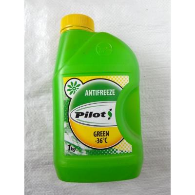 Pilot antifrīzs green zaļš 1kg